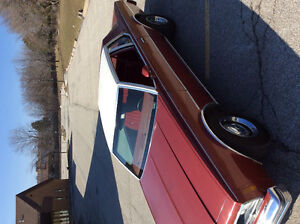 Rare 2 door 1978 chevy impala