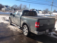 NEW PRICE!! 2006 Ford F-150 SuperCrew Lariat Pickup Truck