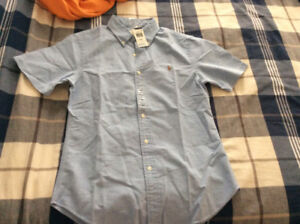 POLO RAPLH LAUREN SHIRTS SIZES M, XXL, AND S