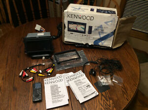 Kenwood  In Dash Flip Down Touchscreen Display DNX7160 (Reduced)