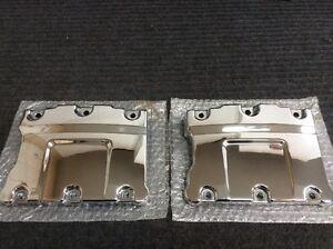 Couvert de valve chrome pour moteur 103