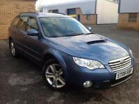 Subaru Outback 2.0DIESEL ESTATE AWD RE 2008, dec 2017 MOT, S/H, RARE CAR