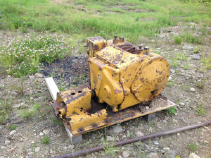 Skidder Gearmatic Winch