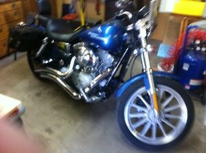 REDUCED TO $10,500.00   Harley Davidson Super Glide FXD
