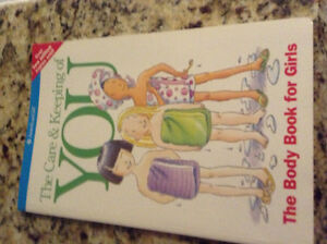American Girl Care and Keeping of You book for sale