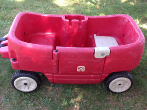 "Ex-Large Childs Wagon - 40"" x 20"" - good working order"