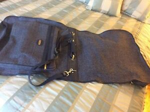 Grey tweed suit bag West Island Greater Montréal image 1