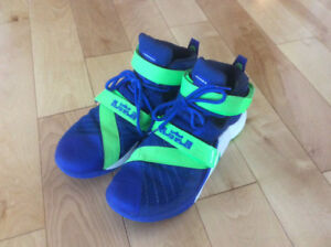 Basketball shoes, LeBron James Soldier 9's