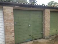 Lock up Garage for Sale