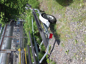 Ezl80b. 1480 reloaded boat trailer