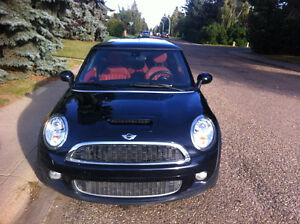 2008 MINI Mini Cooper S S Coupe (2 door)