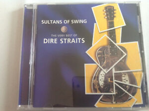 Sultans of Swing - The very best of Dire Straits - CD Music