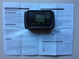 New solar controller 12-24V
