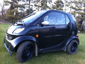2006 Smart Fortwo Pure Hatchback