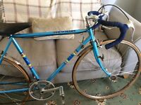 BSA Tour de France road bike racing bike vintage