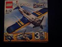Lego Creator 31011 Aviation Adventures