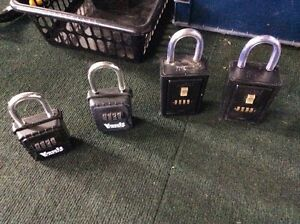 4 Key Lockboxes
