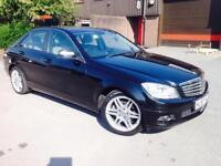 Mercedes-Benz C220 2.1TD auto 2007MY CDI SE