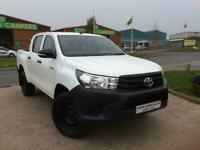 2017 Toyota Hilux Active D/Cab Pick Up 2.4 D-4D PICK UP Diesel Manual