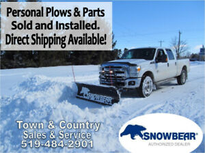 Snowbear Plows and Parts