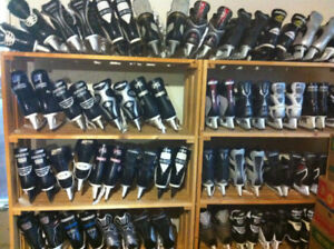 QUALITY USED SKATES - LOWER SACKVILLE SKATEMAN - OPEN 8AM TO 7PM