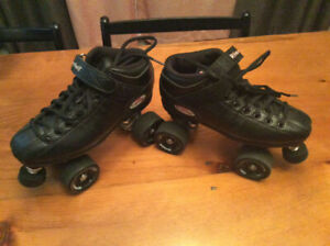 13a229bb3a3 Sure grip roller skates boys size 7. Only used one day.