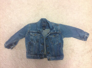 The Children's Place jean jacket - 24M