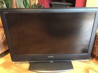 "Sony Bravia LCD HD 40"" TV"