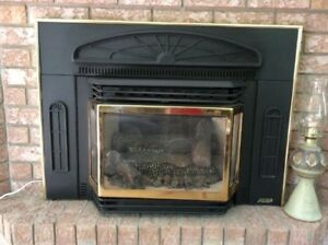 Wanted: Heritage Fireplace gas conversion kit