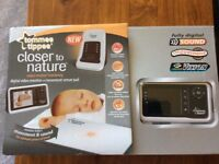 Tommee tippee baby monitor audio visual and sensor pad