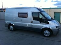 Ford transit camper van / motor home 2.0 tdci diesel 2005 55 reg