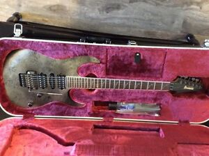 Great guitars and amps to sell or trade.