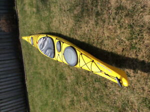 16.5 Wilderness Systems sea kayak for sale