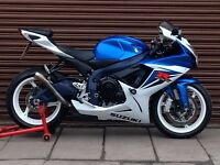 Suzuki GSXR 600 L1. Only 11395 miles. Delivery Available *Credit & Debit Cards Accepted*