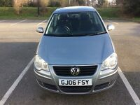 Vw polo SE 75 2006 1.4 60,000 miles only stunning car