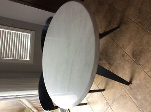 Mesa soling marble dinette table $500