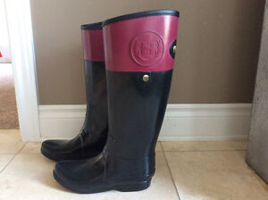 HUNTER Regent Carlyle Wellie, Size 7