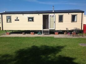 Seton Sands 3 Bedroom Caravan