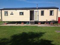 Seton Sands 3 Bedroom Caravan