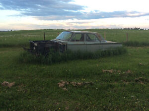 Ford  Fairlane project car