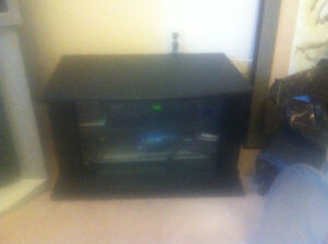 Sony 50 inch TV and TV case