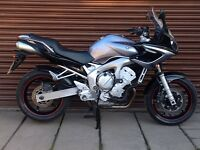 Yamaha FZ6 Fazer 600 Only 13853miles. Delivery Available *Credit & Debit Cards Accepted*
