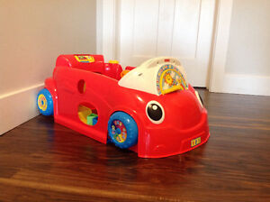 Fisher Price Activity Car