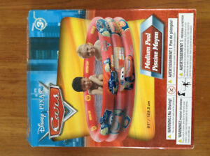 Disney Cars kids swimming pool