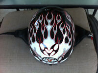 Victory Motorcycle Helmet - Size XL - Like New