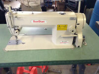 Sunstar KM-250A commercial sewing machine