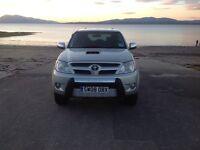 Toyota Hilux 3.0 D-4D HL3 Pickup £7500 plus VAT
