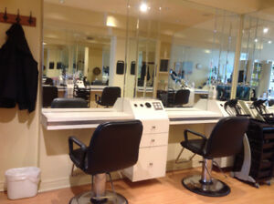 *HAIR SALON FURNITURE LEFT FOR SALE