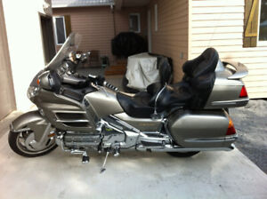 Gold Wing 1800 cc - 2002 (Possible remorque)