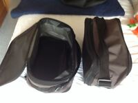 Pannier Liners for a BMW 1200 RT, or K1300GT